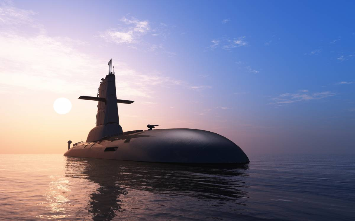 Potential for Synthetic Training to reduce Successor SSBN submarine at-sea training burden Image